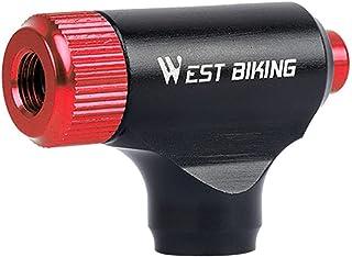 CLISPEED 1Pc Mini Inflator Portátil Bomba de Bicicleta Inflador de Pneus de Emergência de Dióxido de Carbono