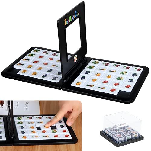 Magic Block Game, ZoneYan Rubik Game, Juego Mesa Rubik, Niños Juego Bloques Mágicos, Juego Bloques Mágicos, Juguete Juego Bloques Mágicos, Magic Block (3)