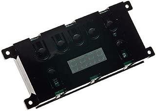 Compatible Oven Control Board for Frigidaire FFGF3047LSF, Frigidaire FGF348KSK, Tappan TGF336AUA Range