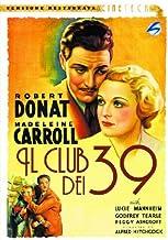 Il Club Dei 39  [Italia] [DVD]