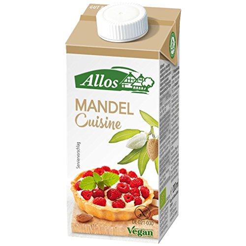 Allos Bio Mandel Cuisine (6 x 200 ml)