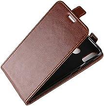 "Flip Cases - for for Asus Zenfone Max M1 ZB555KL Flip Leather Case for for Asus Zenfone Max M1 ZB555KL 5.5"" Retro Wallet Case Leather Cover Cases (R6S BN for Asus ZB555KL)"