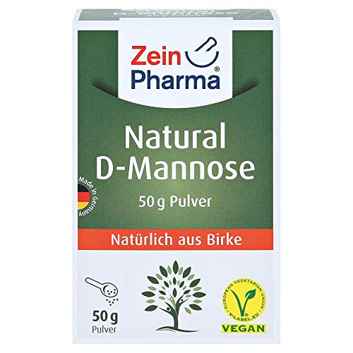Natural D-Mannose aus Birke