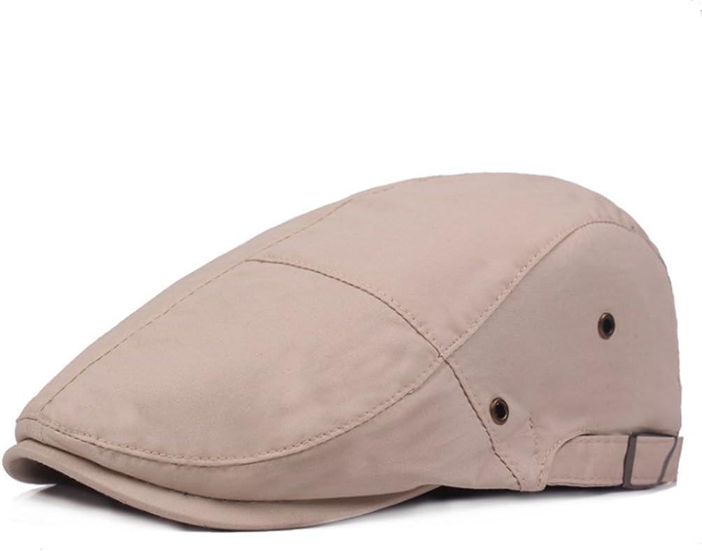 Vikenner Men's Cotton Ivy online shopping Gatsby 100% quality warranty! Cabbie Flat Cap Beret Hunti