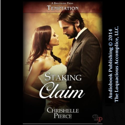 Staking Claim audiobook cover art