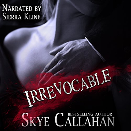 Irrevocable audiobook cover art