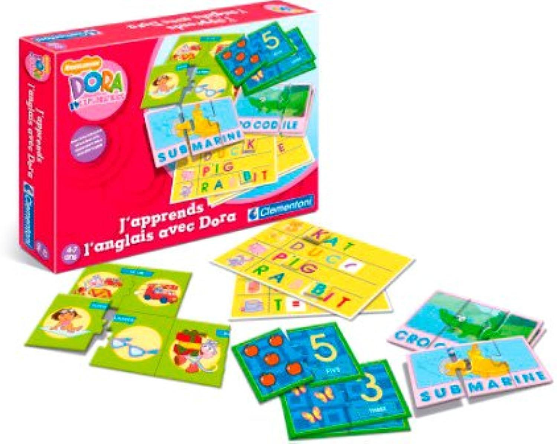 Clementoni – Spielzeug Erste Age – Englisch mit Dora B000NOKCQ0 Billiger als der Preis    | Überlegen