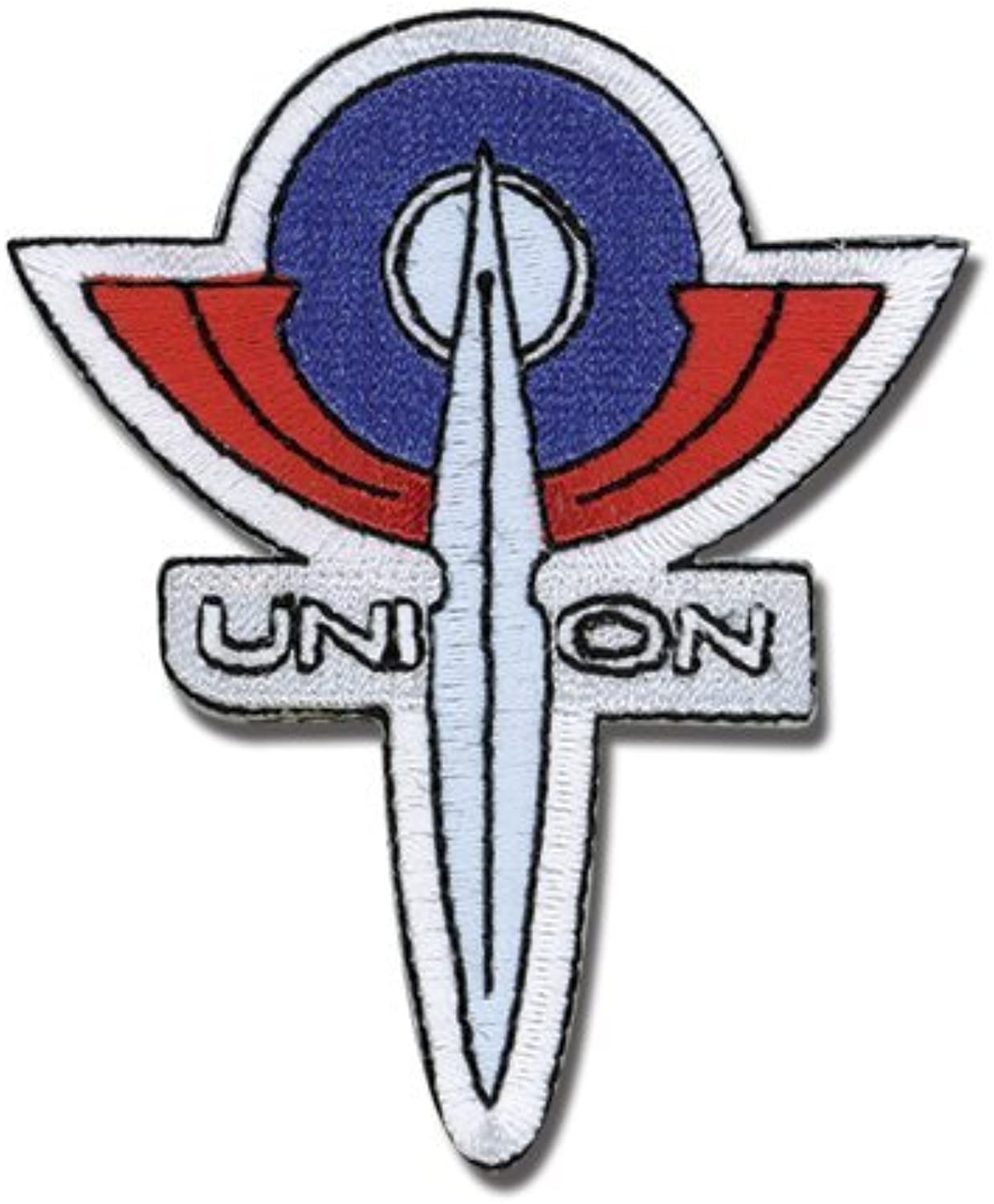Gundam 00 Mobile Suit  Union Symbol Patch by Gundam
