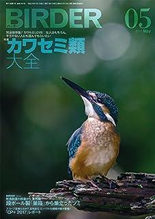 BIRDER(バーダー)2017年5月号 カワセミ類 大全