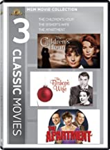 3 Classic Movies: The Children's Hour / The Bishop's Wife / The Apartment