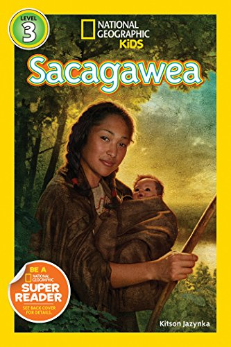 National Geographic Readers: Sacagawea (Readers Bios) (English Edition)