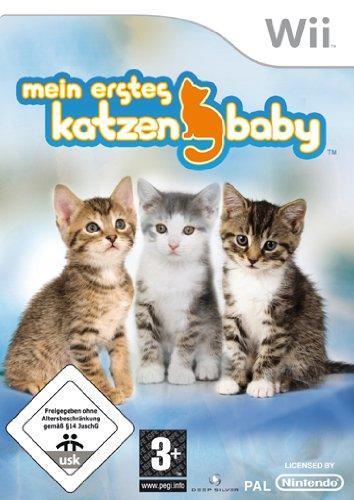 Mein erstes Katzenbaby (Wii)