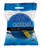 Actibel Esponja Vegetal para Bebé - Pack de 2 Esponjas