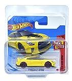 Hot Wheels '17 Nissan GT-R (R35) (amarillo) 2/10 entonces y ahora 2021 - 79/250 (tarjeta corta) GTB34 *** Viene en una funda protectora para coleccionistas de coches KLAS ***