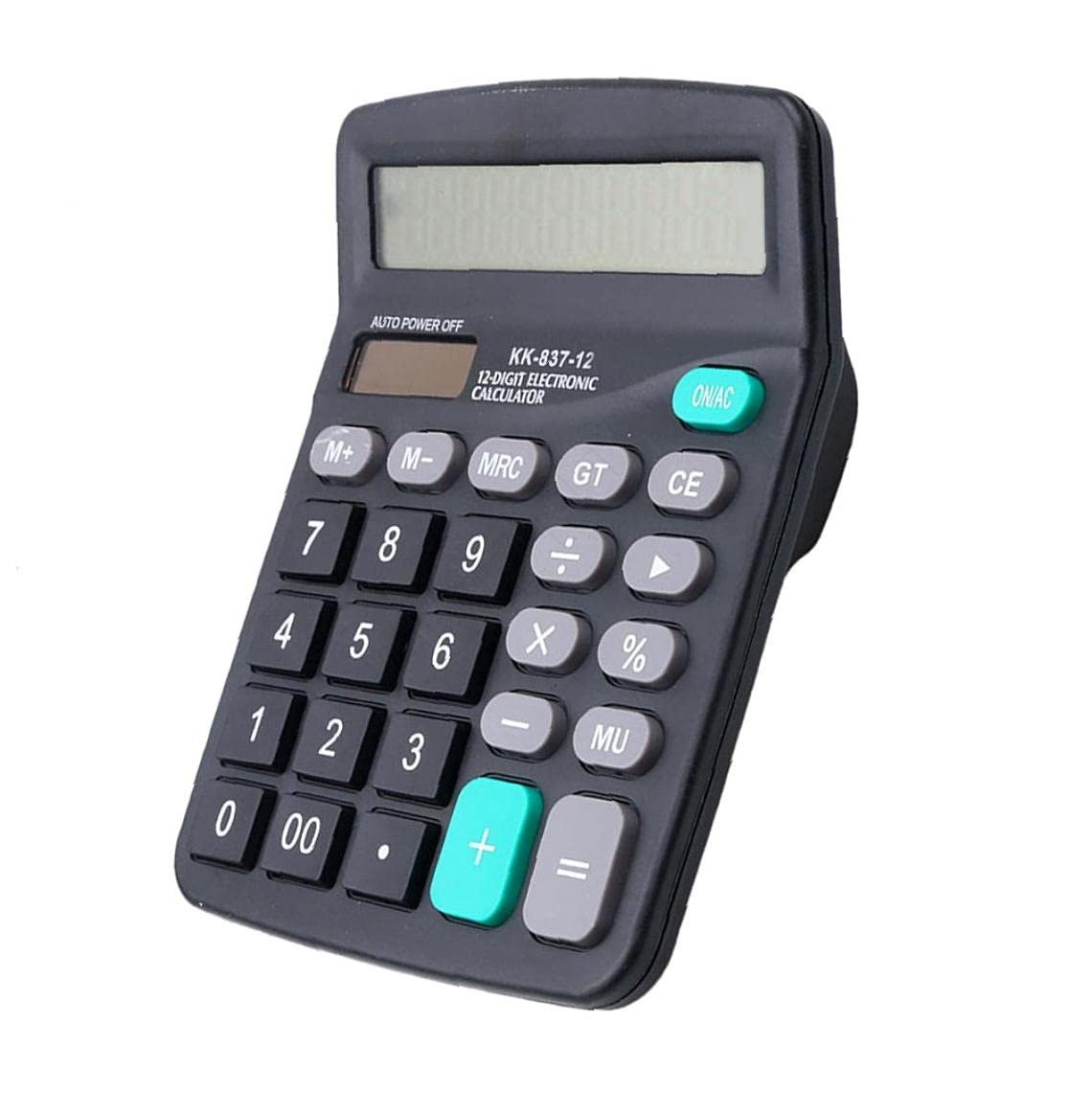 12 Digit Desk Calculator Jumbo At the price Large Buttons Desktop Courier shipping free shipping Solar Finan