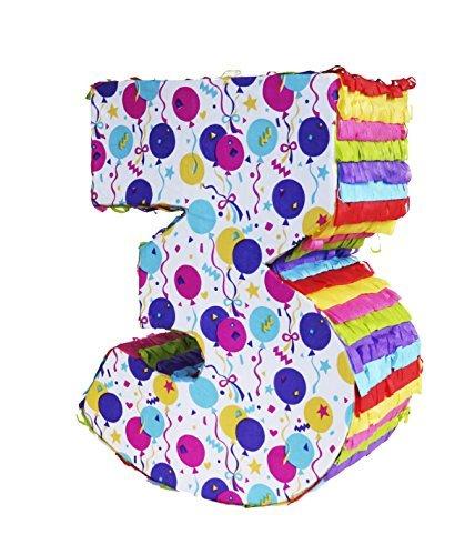 Party Balloons # 3 Pinata