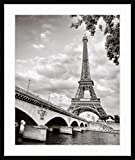 nielsen HOME Bild mit Rahmen 50x60 cm (hoch) - Paris