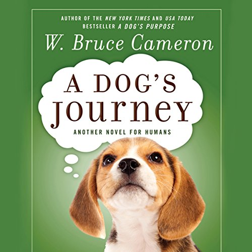 A Dog's Journey audiobook cover art