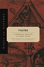 Image of Picatrix: A Medieval. Brand catalog list of Penn State University Pre.