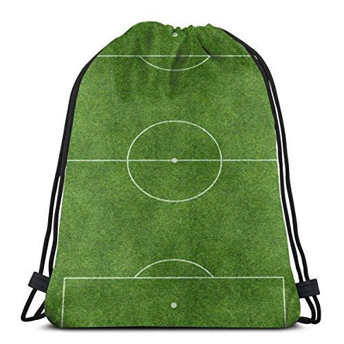 LREFON Gimnasio Bolsas con cordón Mochila Campo de fútbol Mochila Bolsa para almacenamiento deportivo Organizador de zapatos Ahorro Yoga Adultos