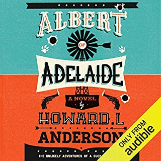Albert of Adelaide cover art