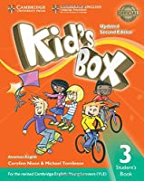 Kid's Box Level 3 Student's Book American English (Kids Box)
