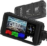 Fotga C50 Ultra Bright 2000nit - Monitor de campo táctil (luz 3D, luz, vector, entrada y salida 4K, HDMI, SDI 3G para cámaras Canon, Sony, Nikon, BMPCC)