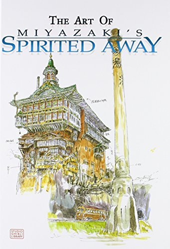 """The Art of """"Spirited Away"""" (Spirited Away) (Hardback) - Common"""