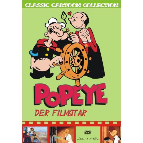 Popeye der Seemann: Popeye der Filmstar - Teil 2