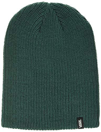 Vans Herren Mn Mismoedig Beanie Strickmütze, Grün Trekking Green Ttz, One Size (Herstellergröße: OS)