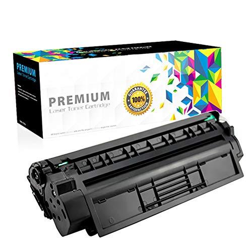 Cartucho de tóner original HP Q2624A compatible con HP Q2624A, apto para impresora láser HP Laserjet 1150 1150N, rendimiento de páginas 2500 páginas, color negro, paquete de 1 unidad