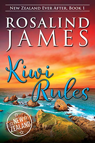She may have lost her leg. She may have lost her job. She did NOT lose her sexual cravings… <em>Kiwi Rules</em> by Rosalind James