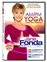 Jane Fonda Am/Pm Yoga for Beginners [DVD] [Import]