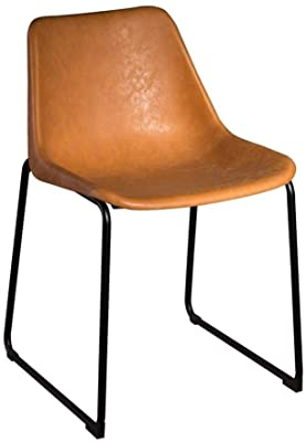 CCSHJ Dining ChairDining Chair Home Back Metal Chair Makeup Leisure Desk Office Stool