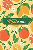 Weekly Meal Planner: Lemon Squeezy Recipe Planner: Use as a Healthier Lifestyle & Vegan Essential Diet ( Food Planner / Diary / Log / Journal / ... With Detachable Grocery & Cooking List
