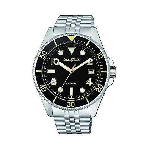 orologio solo tempo uomo Vagary By Citizen Acqua casual cod. VD5-015-53