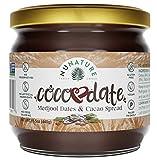 NUNATURE Cocodate Dates And Cacao Spread - 100% Natural Chocolate Date Spread, Vegan, Paleo Friendly, Gluten & Dairy Free Snack, Non-GMO, Sugar-free