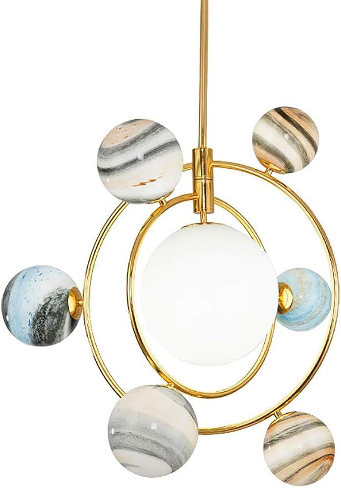 Hhrong lucek9 lampadario in cristallo di cristallo lampada a sospensione HHRONG002252