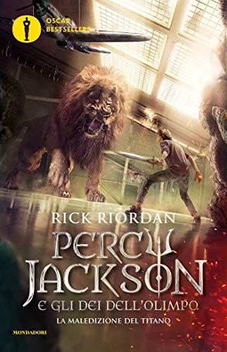 Percy Jackson e gli Dei dell'Olimpo - 3. La maledizione del titano (Italian Edition)
