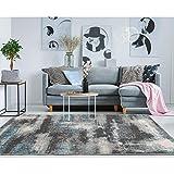 OTTOMANSON ABSTRACT Area rug, 7'10' x 9'10', Gray