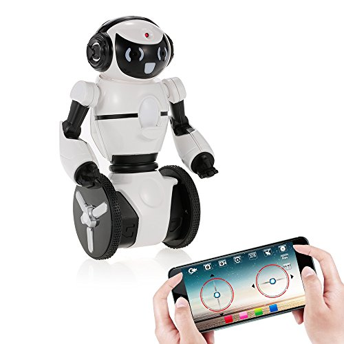 Goolsky Wltoys F4 0.3MP Cámara Wifi FPV APP Control Inteligente G-sensor Robot Super...