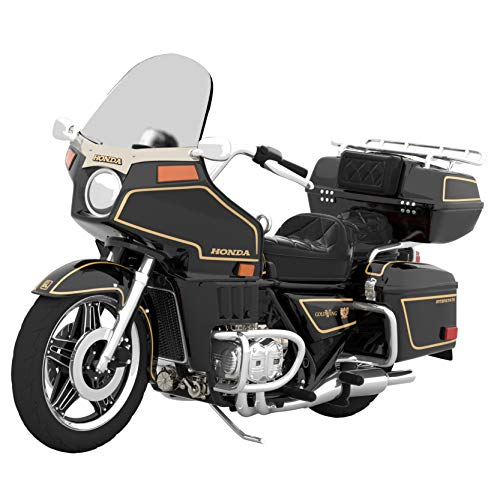 Hallmark Keepsake Christmas Ornament 2020 Year-Dated, Honda Motorcycles 1980 GL1100 Gold Wing Interstate, Metal