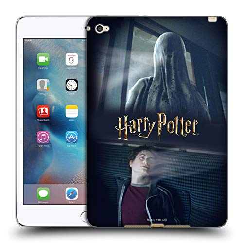 Head Case Designs Officially Licensed Harry Potter Dementors On The Train Prisoner of Azkaban VI Soft Gel Case Compatible with Apple iPad Mini 4