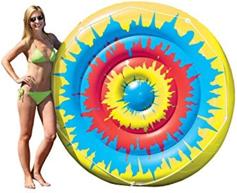 67-Insel aufblasbarer Zirkular Pool Liege Float von Swim CentralB01N7CDNHZTreten Sie ein in die Welt der Spielzeuge und finden Sie eine Quelle des Glücks    Sale Online