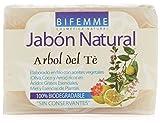 Bifemme Jabón árbol del té - 100 gr - [paquete de 3]