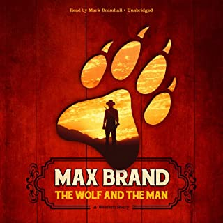 The Wolf and the Man audiobook cover art