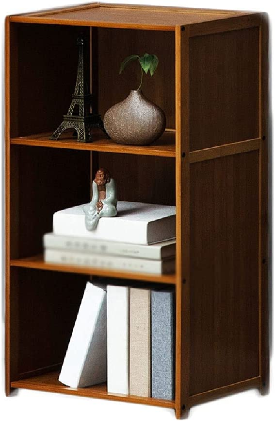 Home Bookshelf Sale item Bookcase Shelf Organi Desk Wood NEW before selling Desktop