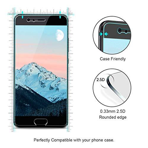 CRXOOX 3 Stück Schutzfolie für Huawei P10 Panzerglas Ultra-Clear Gehärtetem Glas Anti-Kratzer Blasenfrei Einfache Installation Panzerglasfolie Displayschutzfolie Folie für Huawei P10 - 6
