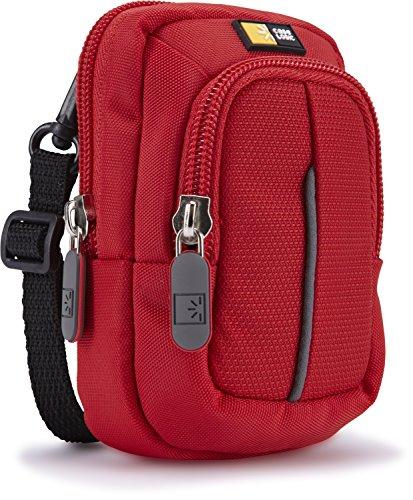 Case para Câmera Compacta Vermelha DCB302 - Case Logic