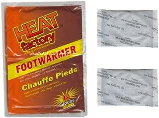 Heat Factory Foot Warmers